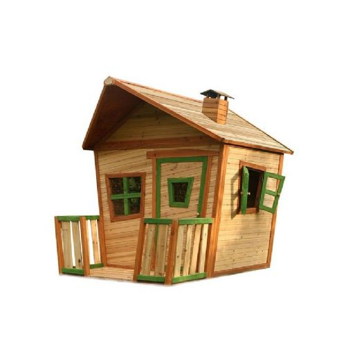 Blakeney Playhouse - Crazy Wooden Wendy House with Porch